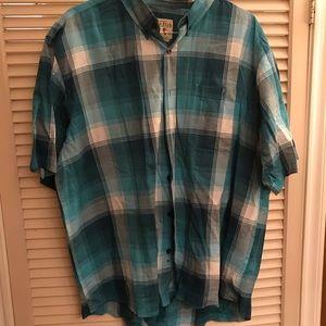 Red Head Brand Co. Men's Shirt 2XL Short Sleeve